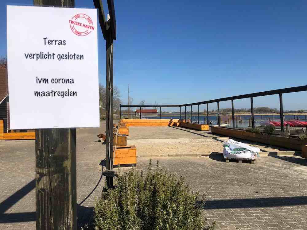 twiske haven gesloten