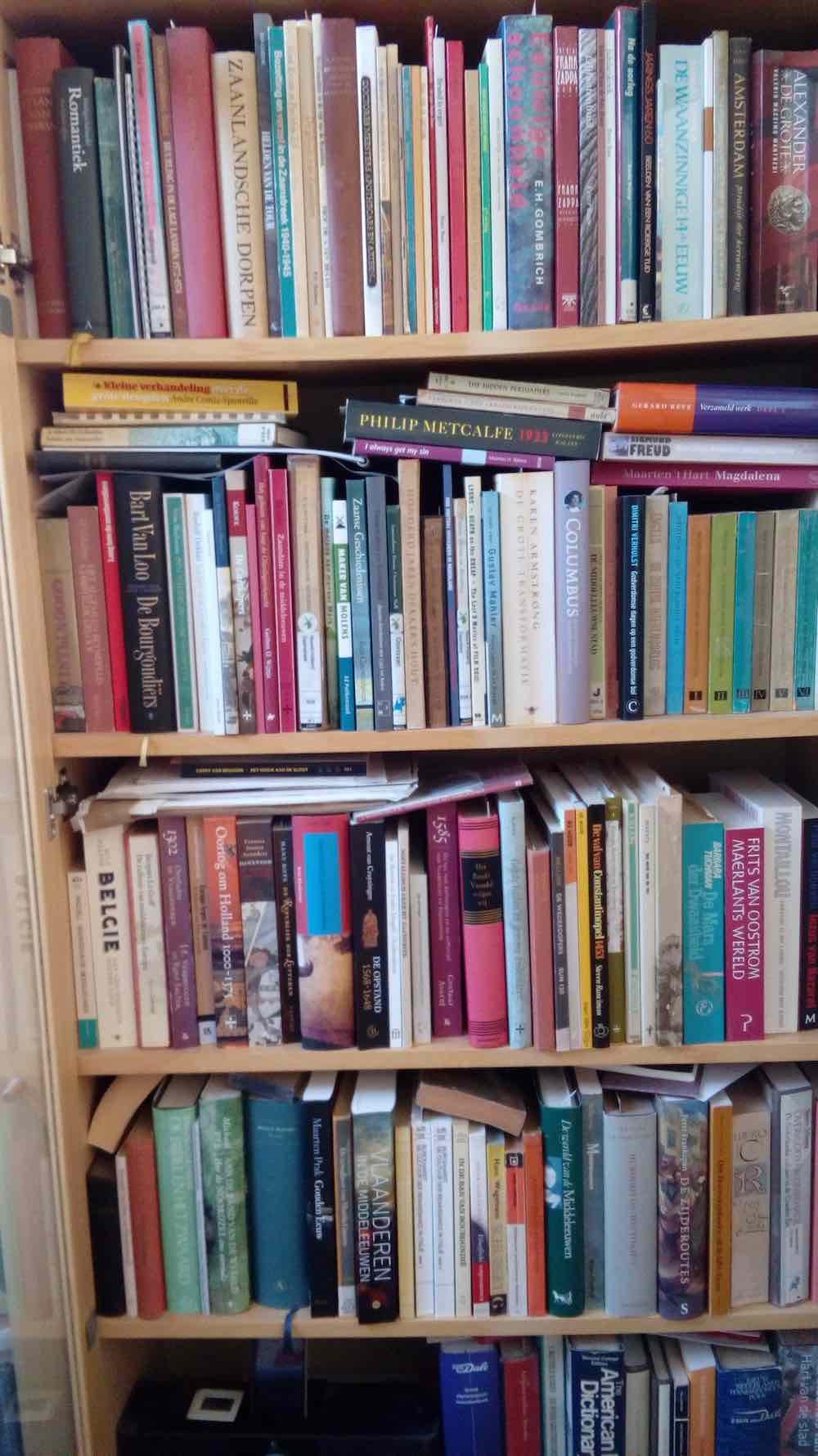 zaanse boeken ruud meijns