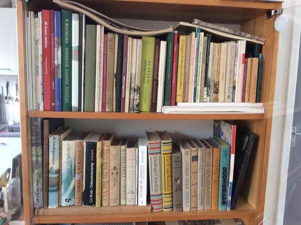 boekenkast gre luttik