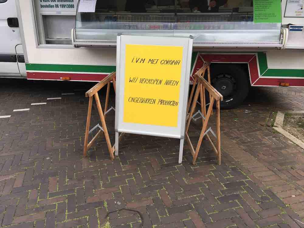 markt zaandam loempia