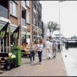terras oostkade GAZ Wim de Jong