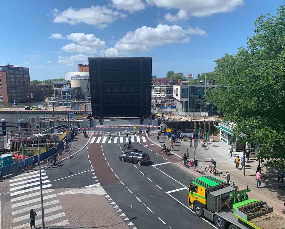wilhelminabrug alexander zwart 29 mei 2020