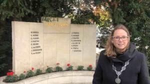 burgemeester michel wormerland monument