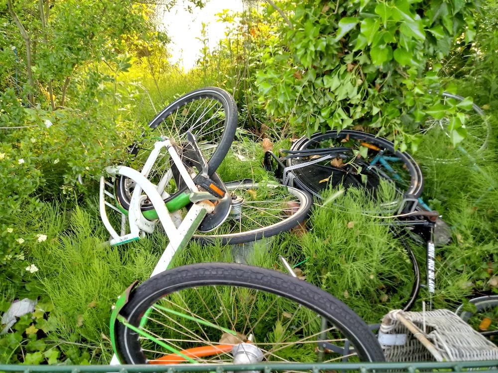 fietesen gooien