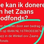 zaans noodfonds pop