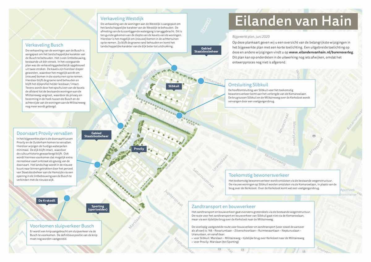 Bijlage 1_Plankaart bijgewerkt plan Eilanden van Hain