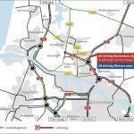Omleidingskaartje_A8_ri Amsterdam_inzoom_