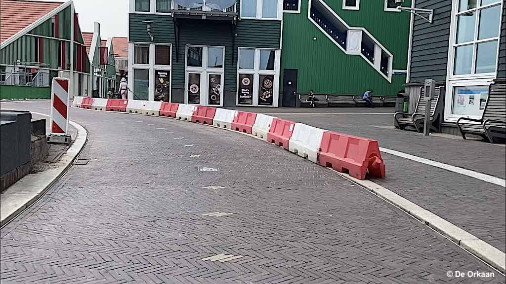 Roadblocks op De Slinger (filmpje)