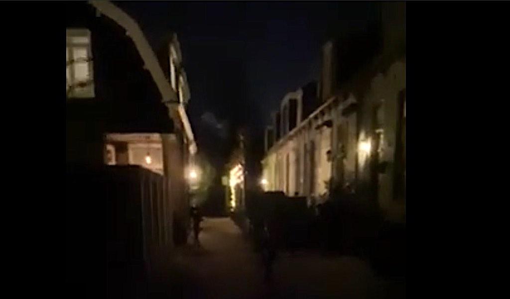 Griezelen in Jan de Wittestraat (filmpje)