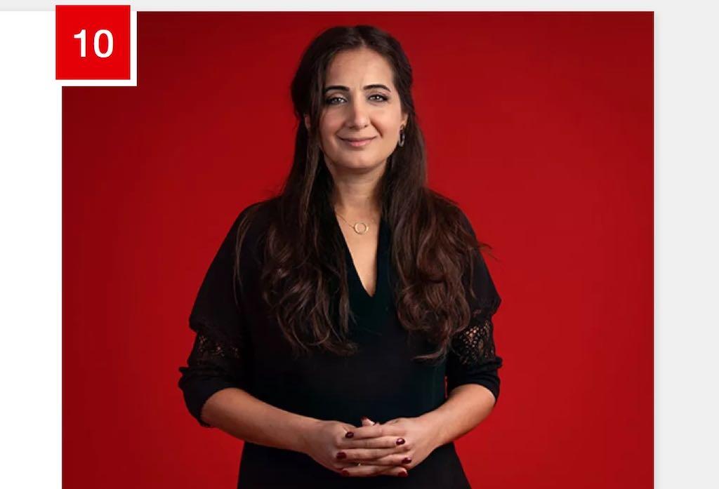 Songül Mutluer stijgt naar 10 op PvdA-lijst