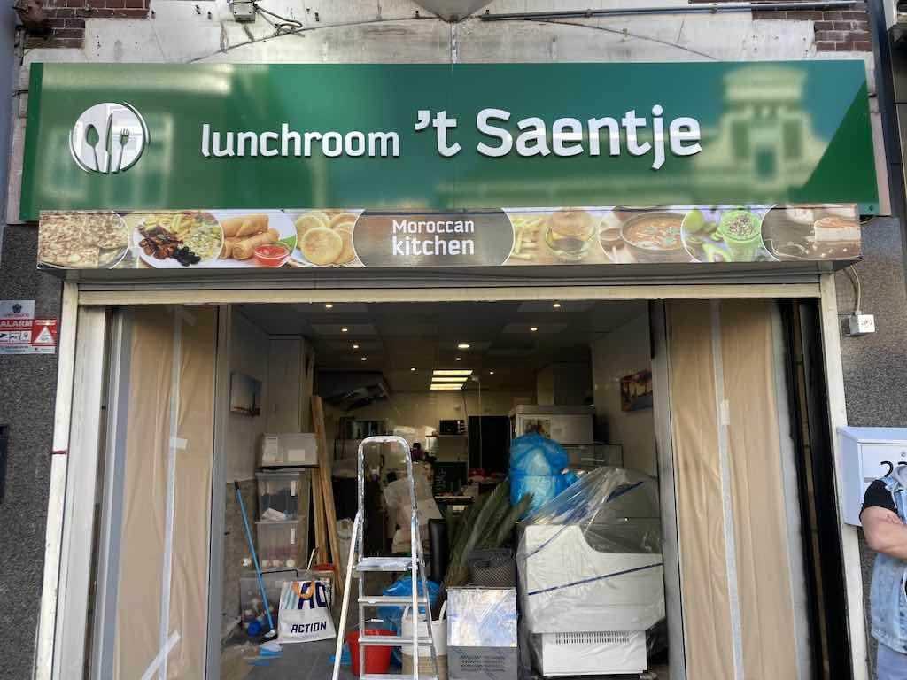 Lunchroom 't Saentje wordt Maestro Kitchen
